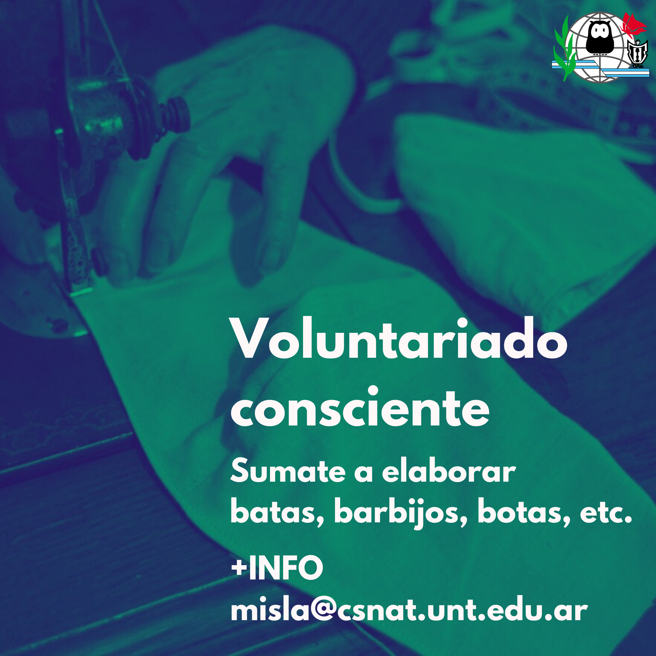 Voluntariadoconsciente
